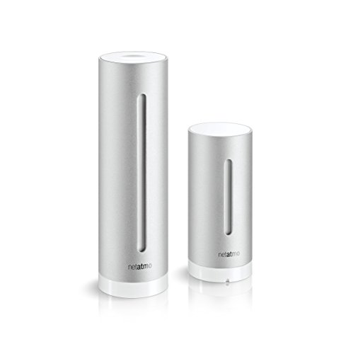 wetterstation garten, netatmo wetterstation für iphone, android und windows phone - garten, Design ideen